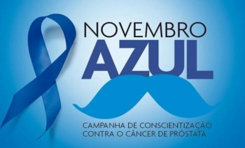 Novembro Azul: Uma campanha pela Vida!